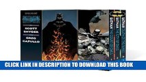 [PDF] Batman by Scott Snyder   Greg Capullo Box Set Full Collection