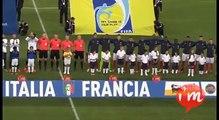 Buffon applaudit la Marseillaise sifflée et tout le stade suit.... Merci Buffon