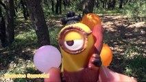Globos Sorpresa de los Minions en Español | Juguetes Sorpresa y Videos de los Minions para Niños