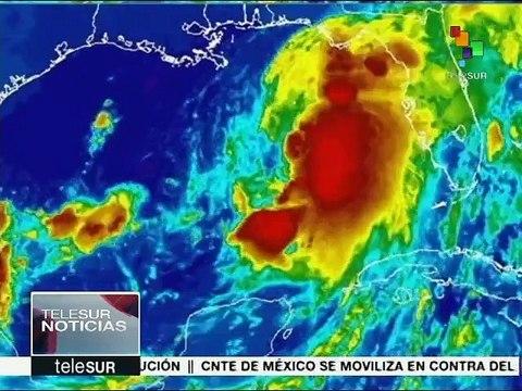 EE.UU.: Florida se prepara para la llegada del huracán Hermine