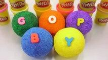 플레이도우 칼라폼 서프라이즈 에그 로보카 폴리 DIY Play Doh Color Foam Surprise Eggs Robocar Poli Cars Toys Pom Pom !!