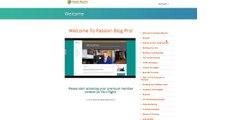 Passion Blog Pro Demo - Passion Blog Pro Review With $189,000 BONUS & DISCOUNT