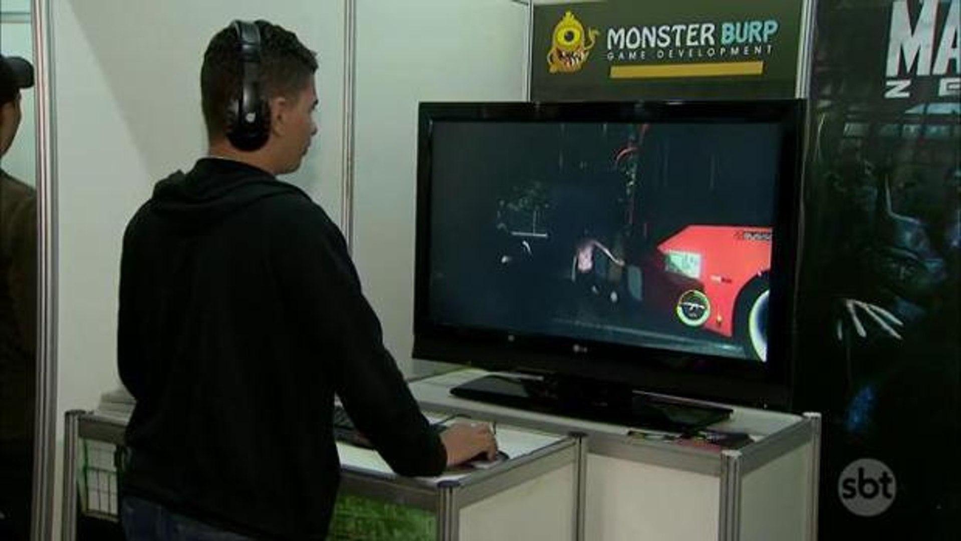São Paulo recebe a maior feira de games da América Latina