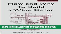 [PDF] How and Why to Build a Wine Cellar Full Online