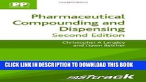 [PDF] FASTtrack: Pharmaceutical Compounding and Dispensing Full Colection