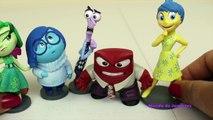 Juguetes de la Pelicula Intensa Mente| Inside Out Toys!! Juguetes en Español