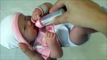 Baby Pooping Video Dirty Diaper Eating and Pooping Baby Doll Feeding and Changing Time Video