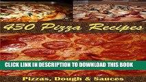 [PDF] Pizza Recipes: The Big Pizza Cookbook with Over 430 Pizza Recipes (Pizza cookbook, Pizza