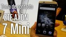 ZTE Axon 7 Mini: primer contacto y demo en IFA 2016