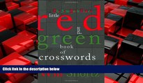 For you The New York Times Little Red and Green Book of Crosswords
