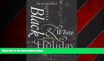 Choose Book The New York Times Little Black   White Book of Holiday Crosswords: Easy to Hard Puzzles