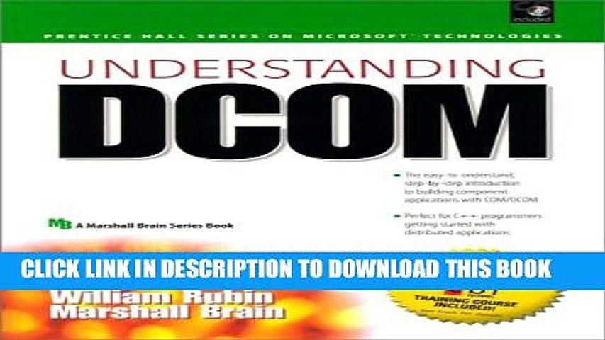 Understanding Dcom