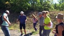 Alpes de Haute-Provence : Mi-parcours pour les 300 000 pas de Christophe Castaner