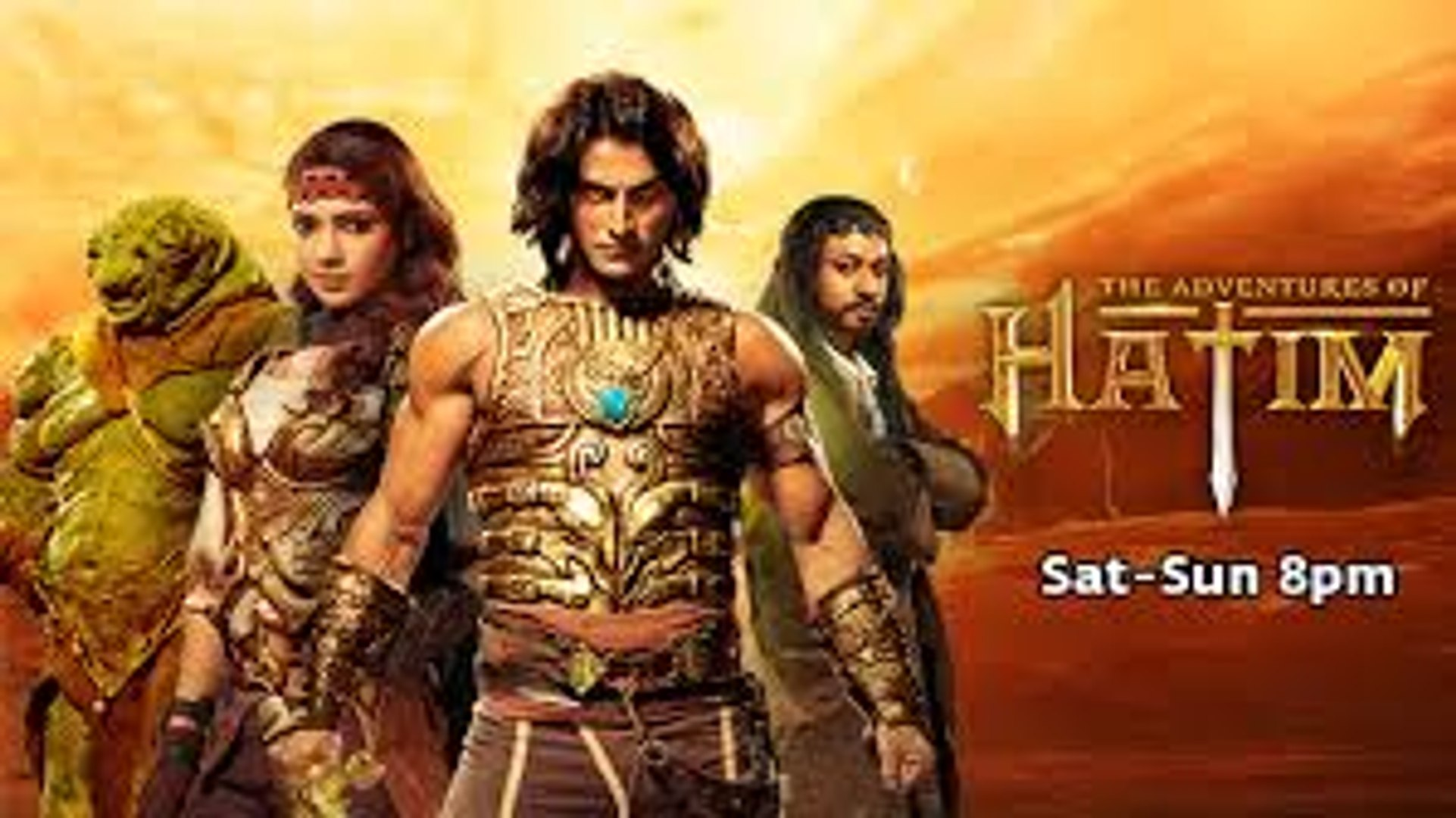 The Adventure Of Hatim Part 2 3 September 2016