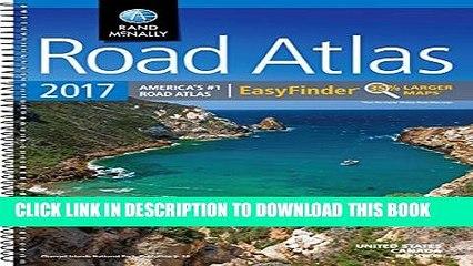 [PDF] Rand McNally 2017 EasyFinder® Midsize Road Atlas (Rand Mcnally Road Atlas Midsize Easy to