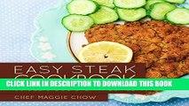 [PDF] Easy Steak Cookbook: 50 Delicious Steak Recipes (Steak Recipes, Steak Cookbook, Cooking