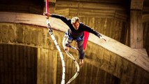 Bungee Jumping w/ Travis Fimmel: Man On a Mission | The Red Bulletin Presents