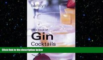 behold  Little Book of Gin Cocktails (Little Book of Cocktails)