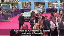 Ouverture du 42e festival du cinéma américain à Deauville