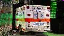 Cena vs Kane Ambulance Match