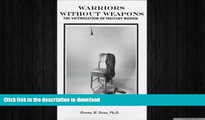 READ  Warriors Without Weapons: The Victimization of Military Women  GET PDF