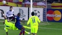 FC Barcelona vs Lyon 5-2 Highlights (UCL) 2008-09
