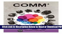 [Download] COMM (with COMM Online, 1 term (6 months) Printed Access Card) (New, Engaging Titles