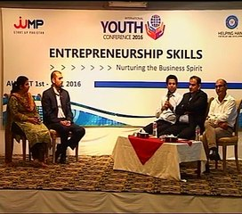 IYC 2016 Panel discussion on Day-1