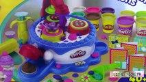 Pâte à modeler Play Doh Cake & Ice Cream Confections Atelier Gâteaux Confection de desserts
