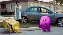 Parodie Pokemon Go d'une assurance automobile... Pas au volant !