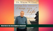 READ  Change Your Thoughts - Change Your Life: Living the Wisdom of the Tao FULL ONLINE