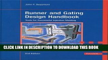 [PDF] Runner and Gating Design Handbook 2E:   Tools for Successful Injection Molding Popular Online