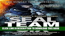 [PDF] SEAL Team Six: The incredible story of an elite sniper - and the special operations unit