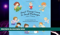 Big Deals  Good Things Come In Small Packages (I Was A Preemie)  Best Seller Books Most Wanted