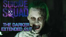 SUICIDE SQUAD Deleted Scenes:  Much Darker JOKER Extended Cut