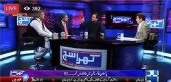 Participants of Khara Such programs badly criticize Pmln for kept quite against Nirender Modis anti Pakistan statements