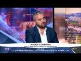 """Alexis Corbière invité à la """"Revue de Presse du Politique"""" sur LCI  le 02/09/2016"""