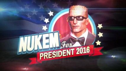 Duke Nukem 3D  20th Anniversary World Tour Announcement Trailer de Duke Nukem : 3D World Tour