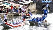 Fêtes médiévales à Amiens : la joute traditionnelle