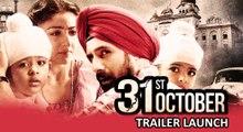 31st October - Official Trailer - 07 Oct 2016 - Soha Ali Khan, Vir Das