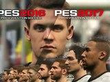 Deutschland National PES 2016 VS PES 2017
