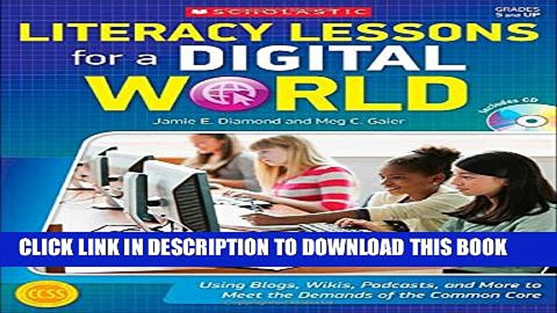 [PDF] Literacy Lessons for a Digital World: Using Blogs, Wikis,   Podcasts, and More to Meet the