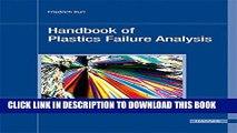[PDF] Handbook of Plastics Failure Analysis Full Collection