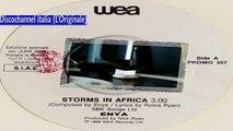 Storms In Africa/San Valentino - Enya/Massimo Priviero 1989 (Facciate:2)