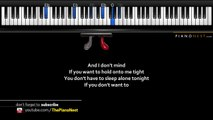 Michael Buble - I Believe in You - Piano Karaoke - Sing Along - Cover with Lyrics