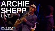 Archie Shepp - Tribute to John Coltrane à Jazz à La Villette
