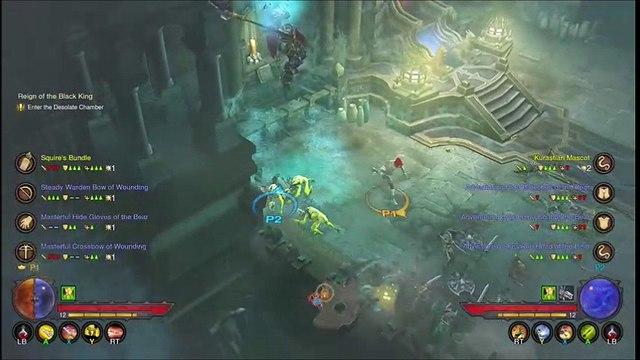Fatal_Reaper Fatal_Giggs Diablo Reaper of Souls Hard Core Challenge (Normal) - Act 1