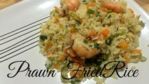 How to cook prawn fried rice|prawn fried rice|Shrimp fried rice|Restaurant style prawn fried rice