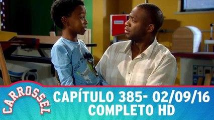 Capítulo 385 - 02.09.16 - Completo HD