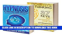 [New] Hypnosis: Box Set- Hypnosis and Positive Thinking (Hypnosis, Positive Thinking) Exclusive